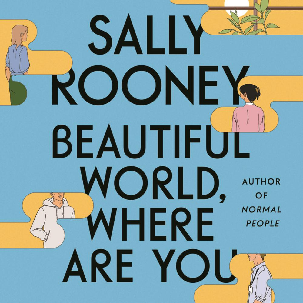 Sally Rooney Beautiful World, Where Are You Audiobook and ebook in one on xigxag