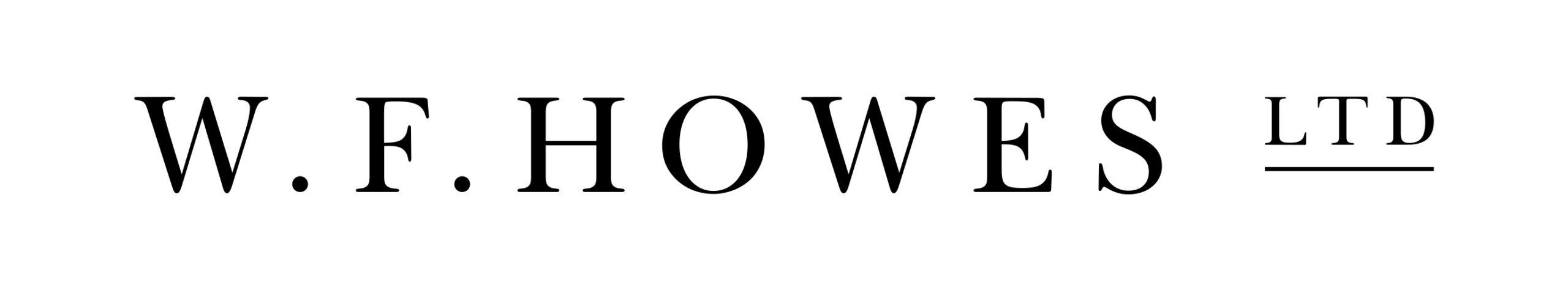 WF Howes logo